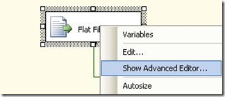 SQL SERVER SSIS: Get File Name with Flat File Source, Data Flow Component